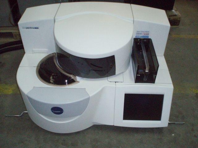 Анализатор pentra 400 является полностью автоматизированным биохимическим анализатором